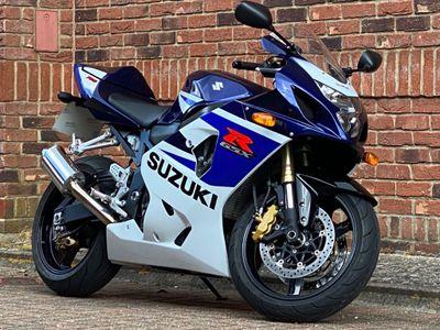 Suzuki GSXR750 Super Sports 750