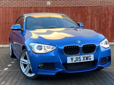 BMW 1 Series Hatchback 2.0 116d M Sport Sports Hatch (s/s) 3dr