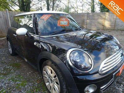 MINI Hatch Hatchback 1.6 Cooper D Camden 3dr
