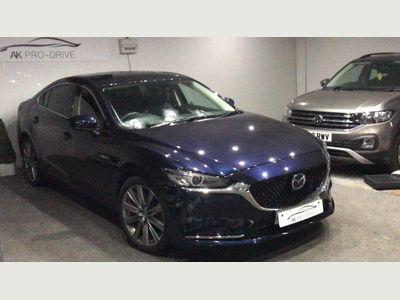 Mazda Mazda6 Saloon 2.2 SKYACTIV-D Sport Nav+ (s/s) 4dr