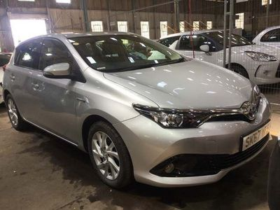 Toyota Auris Hatchback 1.8 VVT-h Icon CVT (s/s) 5dr (Safety Sense)