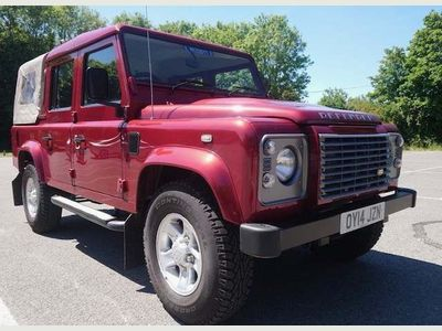 Land Rover Defender 110 Pickup 2.2 D DPF XS Crewcab Pickup 4dr
