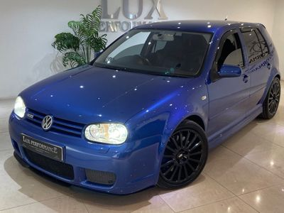 Volkswagen Golf Hatchback 3.2 R32 5dr