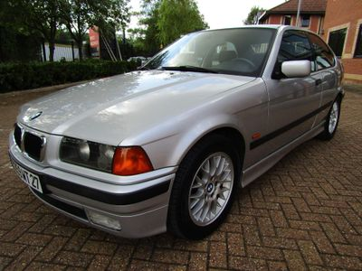 BMW 3 Series Unlisted 323 Ti COMPACT SPORT COUPE 2 DR PETROL