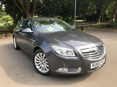 Vauxhall Insignia Hatchback 2.0 CDTi Elite 5dr