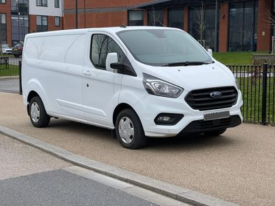Ford Transit Custom Panel Van 2.0 300 EcoBlue Trend L2 H1 EU6 (s/s) 5dr