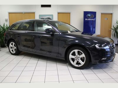 AUDI A4 AVANT Estate 2.0 TDI SE Technik Multitronic 5dr