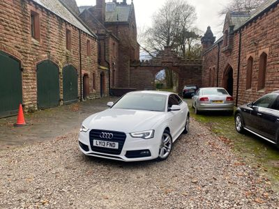 Audi A5 Coupe 1.8 TFSI S line 2dr