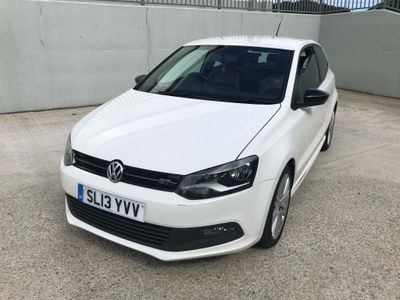 Volkswagen Polo Hatchback 1.4 ACT BlueGT 3dr