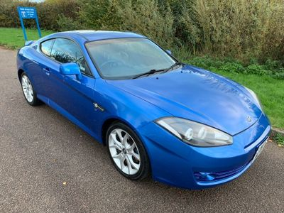 Hyundai Coupe Coupe 2.7 V6 SIII 3dr