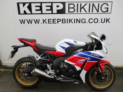 Honda CBR1000RR Fireblade Super Sports ABS