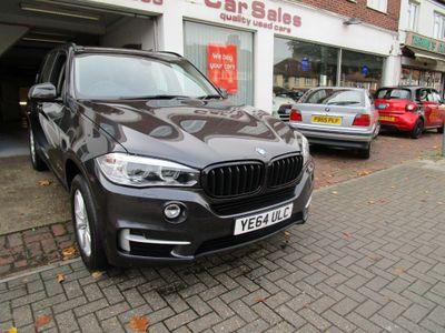 BMW X5 SUV 2.0 25d SE Auto xDrive (s/s) 5dr