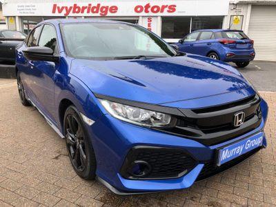 Honda Civic Hatchback 1.0 VTEC Turbo Sport Line (s/s) 5dr