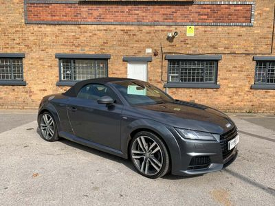 Audi TT Convertible 2.0 TFSI S line Roadster S Tronic quattro (s/s) 2dr