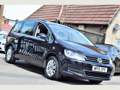 Volkswagen Sharan MPV 1.4 TSI BlueMotion Tech SE (s/s) 5dr