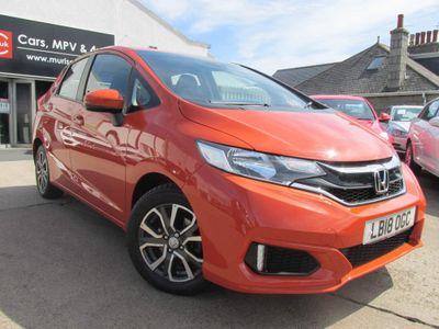 Honda Jazz Hatchback 1.3 i-VTEC S (s/s) 5dr