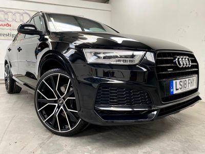 Audi Q3 SUV 2.0 TDI S line Edition (s/s) 5dr