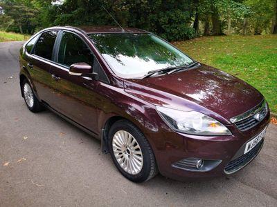 Ford Focus Hatchback 2.0 Titanium 5dr