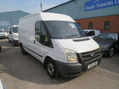 Ford Transit Panel Van 2.2 TDCi 300 Medium Roof S 3dr (SWB)