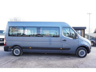Renault Master Minibus MINI BUS LM35 DCI 100 WHEEL CHAIR LIFT