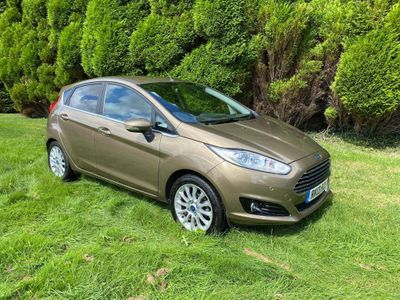 Ford Fiesta Hatchback 1.6 Titanium X Powershift 5dr
