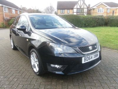 SEAT Ibiza Estate 1.4 TSI ACT FR ST 5dr
