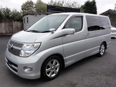 Nissan Elgrand MPV HIGHWAY STAR 42000 JEVIC FRESH IMPORT