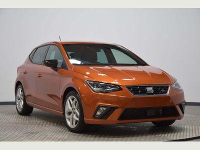 SEAT Ibiza Hatchback 1.0 MPI FR (s/s) 5dr GPF