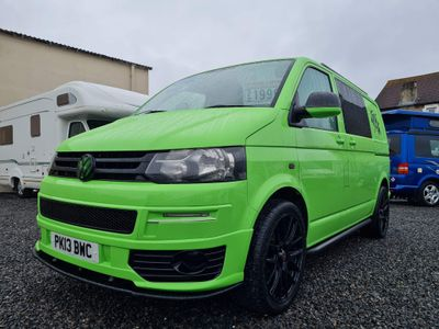 Volkswagen Campervan Campervan Volkswagen transporter