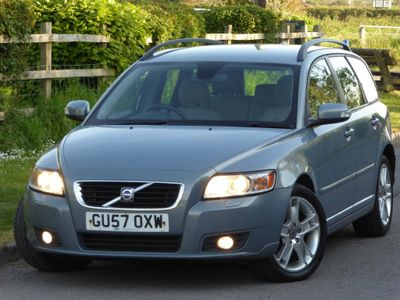 Volvo V50 Estate 2.4 i SE Geartronic 5dr