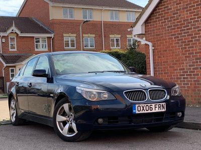 BMW 5 Series Saloon 2.5 525d SE 4dr