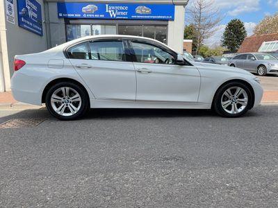 BMW 3 Series Saloon 2.0 320d BluePerformance Sport (s/s) 4dr