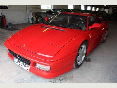 Ferrari 348 Coupe 3.4 GTB 2dr