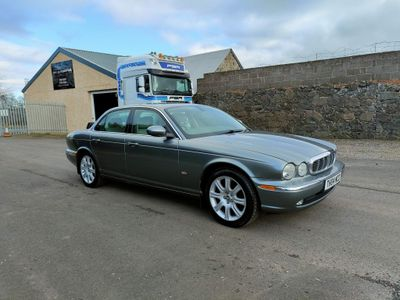 Jaguar XJ Saloon 2.7 TDVi Executive 4dr