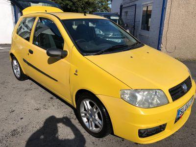 Fiat Punto Hatchback 1.2 8v Active Sport 3dr