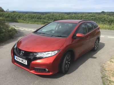 Honda Civic Estate 1.8 SE Plus Tourer Auto 5dr (DAB/Premium Audio)