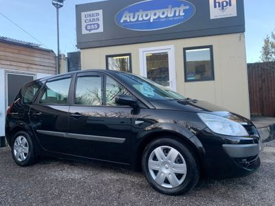 Renault Grand Scenic Hatchback 1.5 dCi Expression 5dr (7 Seats)