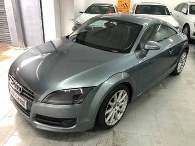 Audi TT Coupe 2.0 T S Tronic quattro 2dr