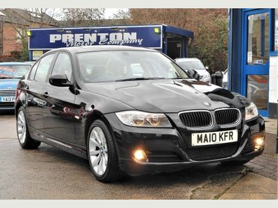 BMW 3 Series Saloon 2.0 318i SE Business Edition 4dr