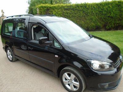 Volkswagen Caddy Maxi Combi Van 1.6 TDI C20 Maxi Life Window DSG 5dr (5 Seats)
