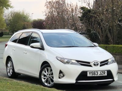 Toyota Auris Estate 1.6 V-Matic Icon M-Drive S 5dr