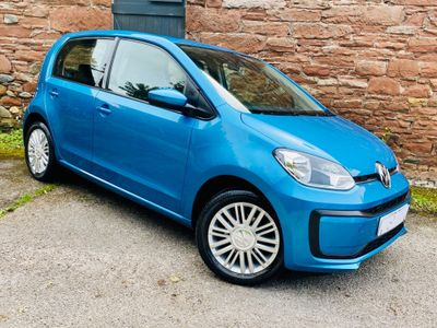 Volkswagen up! Hatchback 1.0 Move up! (s/s) 5dr