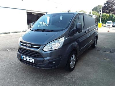 Ford Transit Custom Combi Van 2.0 TDCi 290 Limited Double Cab-in-Van L1 H1 6dr (EU6)
