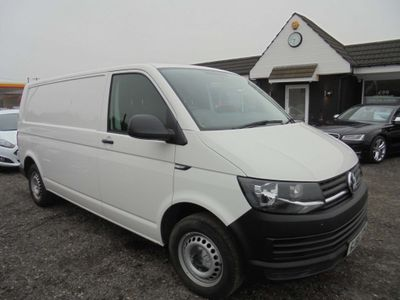 Volkswagen Transporter Panel Van 2.0 TDI T30 BlueMotion Tech Startline FWD 5dr