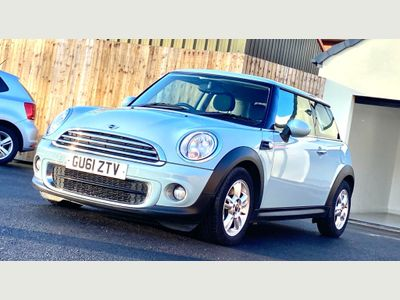 MINI Hatch Hatchback 1.6 One D (Avenue) 3dr