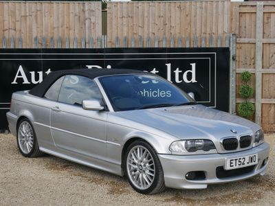 BMW 3 Series Convertible 3.0 330Ci Sport 2dr