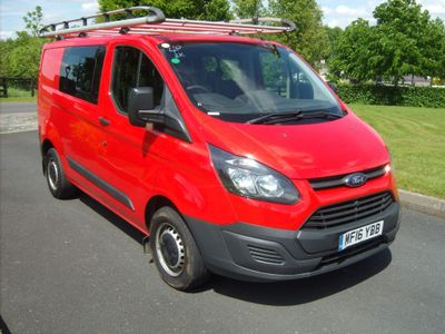 Ford Transit Custom Other 2.2 TDCi 290 Double Cab-in-Van L2 H1 5dr