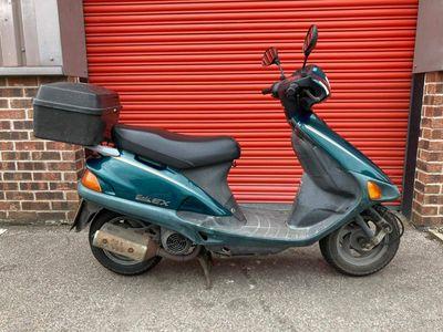Honda Bali Scooter SJ100