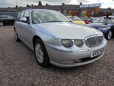 Rover 75 Tourer Estate 2.0 CDTi Club SE 5dr