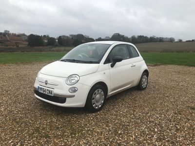 Fiat 500 Hatchback 1.2 Pop (s/s) 3dr